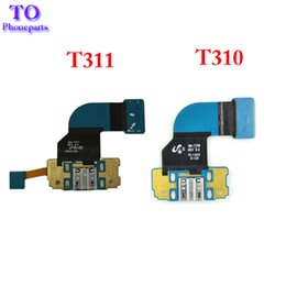 Galaxy tab connectors online shopping - For Samsung Galaxy Tab T310 T311 USB Charging Port Charger Dock Connector Flex Cable