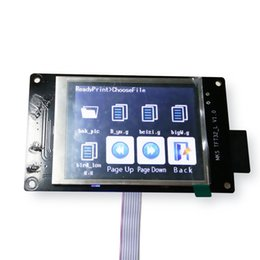 """$enCountryForm.capitalKeyWord NZ - Freeshipping 3.2"""" MKS touch screen lcd smart controller support U disk and SD card for 3D printer"""