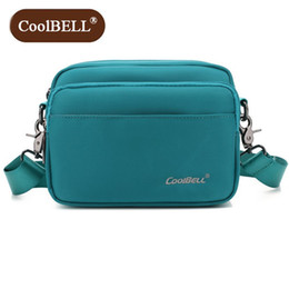 cool blue laptops 2019 - Cool Bell Free Shipping 2018 New Hot Women Mini Tablet Crossbody Bag Men's Wallets Laptop Bags Waterproof Oxford Pa