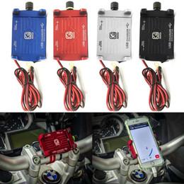 Motorrad fahrrad handyhalter für 3,5-6,2 zoll smartphone einstellbare universal unterstützung telefon stehen mit usb ladefunktion c18110801