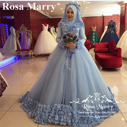Shop Islamic Wedding Dresses Hijab UK | Islamic Wedding Dresses ...
