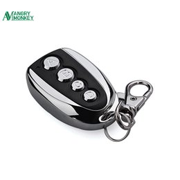 $enCountryForm.capitalKeyWord NZ - 433.92 Mhz Blue light Duplicator Copy CAME remote control TOP434NA TOP432NA With Battery For Universal Garage Door Gate Key Fob