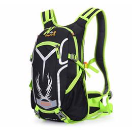 18L Cycling Backpack Men Women Sports Bag Waterproof Hiking Rucksack Outdoor Camping Backpacks Training Travel Bags on Sale