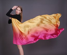 $enCountryForm.capitalKeyWord Australia - Fashion Silk mulberry silk scarves silk scarf women thin hair long hair color scarf spring and autumn beach towel