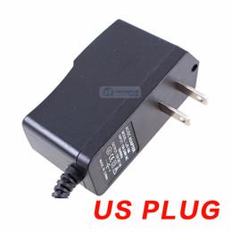 Venta al por mayor de AC calificado de 110-240 V a DC 12V 1A adaptador de fuente de alimentación para CCTV, EU / US / UK / AU Plug