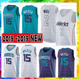 15 Kemba Walker Charlotte Hornets Jersey 2 John Wall Washington Wizards 30  Stephen Curry 35 Kevin Durant Jerseys Golden State Warriors d61ced2ce