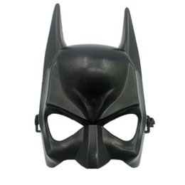 651d5dd67b3 1Pcs Halloween Half Face Batman Mask Black Masquerade Dressing Party Masks  Cosplay Mask Costume Party Festival Supplies 2018