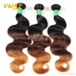 7a grade virgin hair ombre 2019 - Rosa Hair Products Brazilian Body Wave 100g Pcs Brazilian Virgin Hair Body Wave 10 Bundles 7A Grade Virgin Unprocessed H