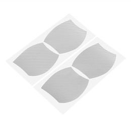 Windshield protection film online shopping - 4Pcs set Car Door Bowl Protection Film Body Decoration Car Sticker and Decals Auto Door Handle Scratch Protector Car Styling