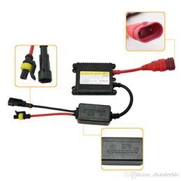 Audi H1 Australia - wholesale Car 12V 35W Super Ultra HID Slim Xenon Replacement Ballast matches lamps as H1 9004 9005  880 881 #1726