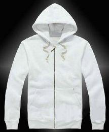 $enCountryForm.capitalKeyWord Australia - Hot Sale Spring Men Polo Hoodies With Horse Cotton Zipper Sport Sweatshirts Running Jumper Hooded Coats Tops Jacket