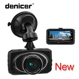 Wholesale Car dash camera DashCam Full HD P Degree Wide Angle Car Dvr Camera fps Drive Recorder quot Automobile Recorder G sensor Dash Camera
