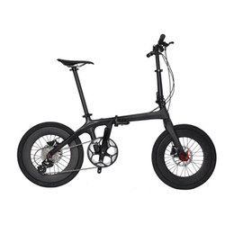 $enCountryForm.capitalKeyWord UK - Free shipping carbon bike folding complete bicycle with frameset FM268 and Carbon fiber wheelset UD Matt 20 inch