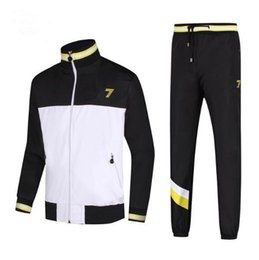 $enCountryForm.capitalKeyWord Australia - Men s Hoodies and 2018 Sweatshirts Sportswear Man Polo Jacket pants Jogging Jogger Sets Turtleneck Sports Tracksuits Sweat Suits M-2XLcm