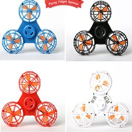 Low fidget spinners online shopping - Flying Boomerang Fidget Rechargeable Automatic Rotatable Low Speed Flying Fidget Spinner Spinning Top Pressure Reliever Toy HH7