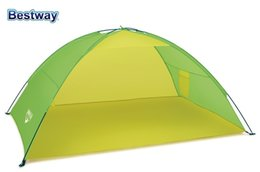 "$enCountryForm.capitalKeyWord Australia - FUNtastic 68044 Bestway 2x1.3x0.9m Beach X2 Tent 79""x51""x35"" Beach Tent For 2 With Floor Pocket Carry Bag Light Weight And Easy To Set Up"