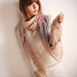 $enCountryForm.capitalKeyWord NZ - Woman Winter Autumn Scarf Long and Wide Cotton Plaid Classic Scarf Thin Light for Lady and Girl 210*100CM