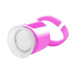 Vente en gros 50 pcs Tattoo Supply Ring Tasses Outils Microblading Pigment Holder Maquillage Permanent Jetable Tattoo Ink Tasses Avec Éponge À Vendre