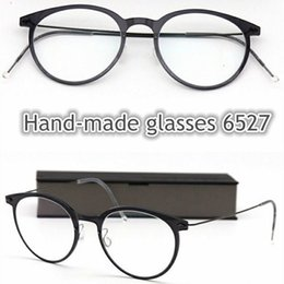 e23e214b0dc Lens Wipes NZ - High quality Retro Screwless glasses frame for women men  Extra Light Oliver