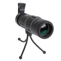 $enCountryForm.capitalKeyWord Australia - 16 x 52 Dual Focus Zoom Optic Lens Armoring Monocular Telescope Outdoor Travel Mobile Phone Telescope HD External Telephoto