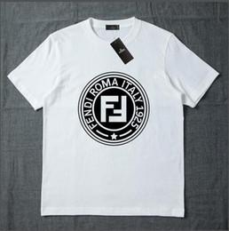 T-shirt do desenhador das senhoras dos homens Desenhador de moda T-shirt do desenhador das ruas dos homens de Verão Casual Letras de algodão em torno do pescoço de manga curta em Promoção