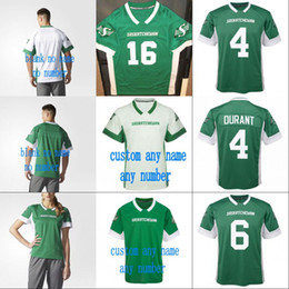 Discount style football jersey - 2018 New Style Saskatchewan Roughriders 4  Durant Bagg 6 Rob Bagg 246f8c246