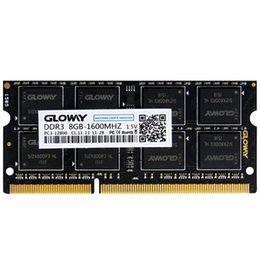 DDr3 online shopping - Gloway DDR3 G notebook memory