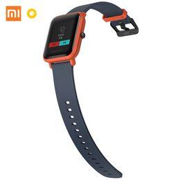 China [English Version] Xiaomi Amazfit Bip Smart Watch Huami GPS Smartwatch Pace Lite 4.0 Heart Rate 45 Days Battery IP68 cheap watch 45 suppliers