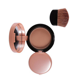 $enCountryForm.capitalKeyWord Australia - Face Blusher Lovely Palette Makeup Blush Powder Professional Bronzer Red Cheek With Brush Kits By Brand Music Flower