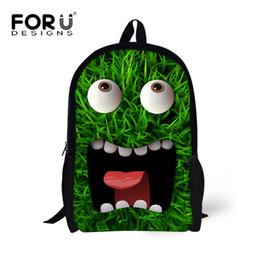bf16699222 Primary Backpack Funny Emoji Face 3d Printing Backpacks for teenage Girls  Boys Children School Bags Five Nights Bagpack Mochila