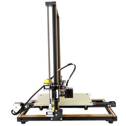 I3 desktop online shopping - Creality3D CR D Desktop DIY Printer with LCD Screen Display DIY d printer power failure resume mm