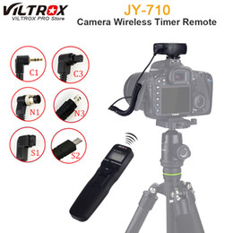 $enCountryForm.capitalKeyWord Australia - Viltrox JY-710 Camera Wireless Timer Remote Shutter Release Control Cable for   Pentax   A7 A6000 A6300
