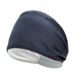 Chinese  Lady Absorb Sweat Yoga Non Slip Elastic Headband Popular Women Sport Hair Band Headband manufacturers