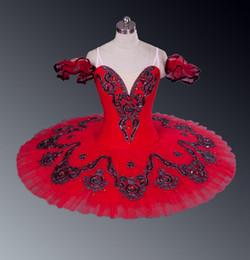 $enCountryForm.capitalKeyWord NZ - Don Quixote burgundy ballet tutu blue professional ballet tutu red classicl ballet costume for performance