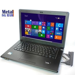"Discount black dvd rom - Metal Notebook DVD 4GB RAM+500GB HDD 15.6"" Game Fast CPU Intel J1900 4 Cores Laptop Windows 10 7 AZERTY Spanish Rus"
