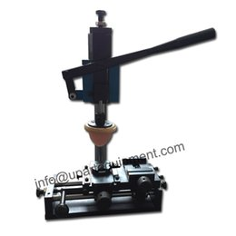 imprimantes de garniture de précision pour regarder la surface de cadran, regarder la main, watchcase, anneau d'ombre intérieur, coquille mobile, verres