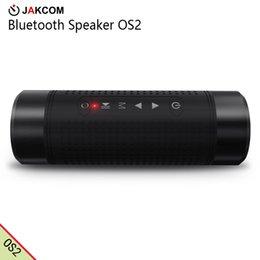 Altoparlante wireless esterno JAKCOM OS2 Vendita calda in Soundbar come vasca da bagno in muratura in pietra con luce a led standard ca20