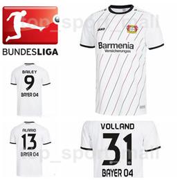 Maillot Domicile Bayer 29 LeverkusenKevin Volland
