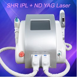 Laser rejuvenation treatment online shopping - OPT SHR Laser Beauty Equipment IPL Elight Hair Removal Acne Treatment ND YAG Laser Tattoo Removal ipl Beauty Machine