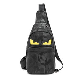 Men sequin online shopping - 2018 luxury designer New Design PU Chest Bag leather Me Sling bag Wallet Gift Large Capacity Handbag Hot Selling Crossbody Bag