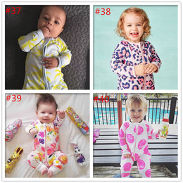 98b90d206acc child onesies 2018 - Long sleeve unicorn romper newborn Infant Baby Boy  Girls Fashion Jumpsuit children
