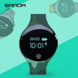 $enCountryForm.capitalKeyWord NZ - SANDA IOS Android Smart Watch Waterproof IP65 Bluetooth Sport Smartwatch Men Women Watches Fingerprint reloj inteligente sd02