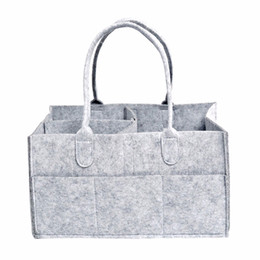 1c7b2b75d1a Wholesale Baby Diapers bag Nappy Changing Bag Mummy Bag Bottle Storage  Multifunctional Maternity Handbags Stroller Organizer