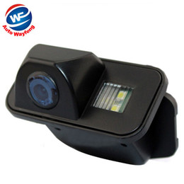 car rear camera lens UK - 2016 Selling Waterproof Car Rearview Rear View CCD parking Camera Wide Angle Lens Suitable For Toyota Corolla 2011 2012 2013