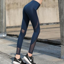 fcc406bf687ea Hot Women Yoga Pants Sports Running Sportswear Stretchy Fitness Leggings  Seamless Tummy Control Gym Compression Tights Pants