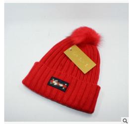$enCountryForm.capitalKeyWord Canada - New Brand beanies Knitted Hat Designer Champion Winter Warm Thick Beanie Fedora gorro Bonnet Skull Hats for Men women Crochet Skiing Cap hat