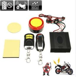 Engine Start Australia - 12V Motorcycle Theft Protection Bike Anti-theft Security Alarm System Remote Control Engine Start for Honda for Yamaha