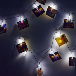 $enCountryForm.capitalKeyWord Canada - Christmas Decorative Solar Powered Lights, 22 LED Clips String light for Outdoor Home Patio Lawn Garden Xmas Party Wedding
