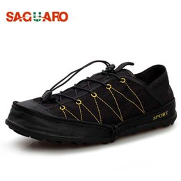 Chinese  SAGUARO 2018 Casual Shoes Men Portable Wallet Shoes Folding Fashion Breathable Lovers Flat Canvas Zapatos Hombre manufacturers