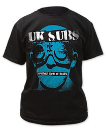 $enCountryForm.capitalKeyWord UK - UK Subs - Another Kind of Blues - BRAND NEW - Punk Rock (Official) Mens 2018 fashion Brand T Shirt O-Neck 100%cotton